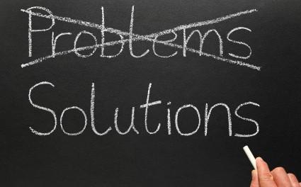 Problemas difíciles, soluciones simples