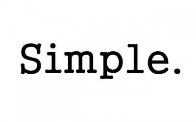 Simple es Mejor